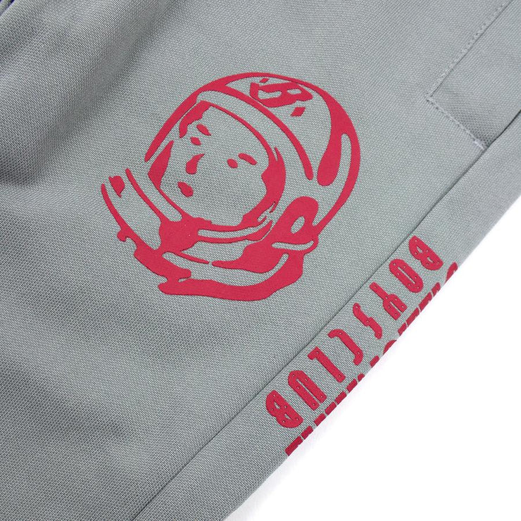 BILLIONAIRE BOYS CLUB (KIDS) - BB TRACK HELMET SWEATPANT (HEATHER GREY)