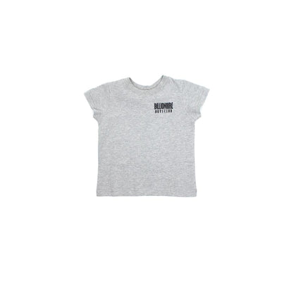 BILLIONAIRE BOYS CLUB (KIDS) - BB HIGH SCORES SS TEE (HEATHER GREY)