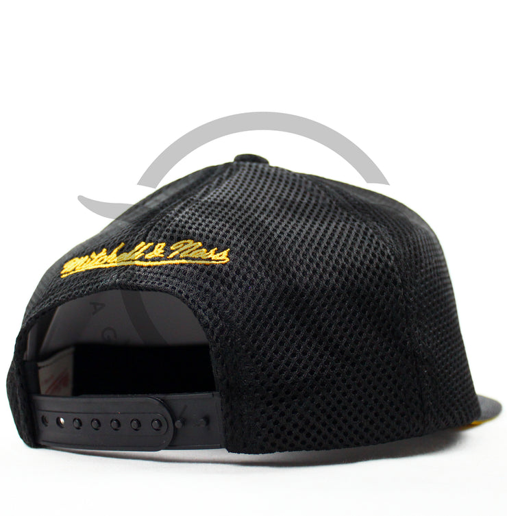 MITCHELL & NESS - ARCHED SIDE SNAPBACK (ALL STAR WEST)