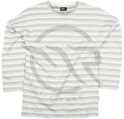 PUBLISH - TRISTIAN L/S TEE (HEATHER GREY)