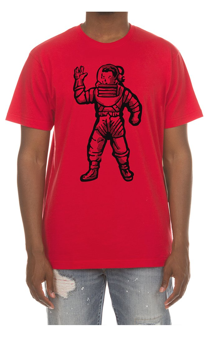 BILLIONAIRE BOYS CLUB - BB ASTRO SS TEE (RED)