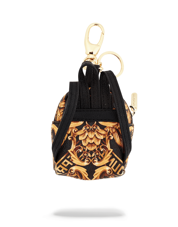 SPRAYGROUND - PALACE OF SHARKS KEYCHAIN
