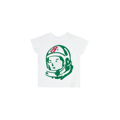 BILLIONAIRE BOYS CLUB (KIDS) - BB SMALL ARCH SS TEE (WHITE)