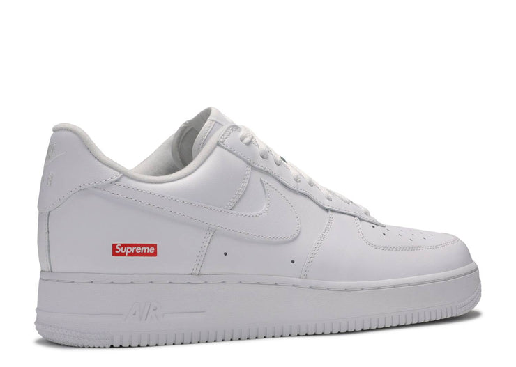 NIKE AIR FORCE 1 LOW / SUPREME - WHITE (2020)