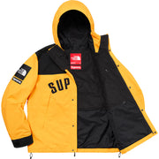SUPREME/THE NORTH FACE - ARC LOGO PARKA JACKET (YELLOW)