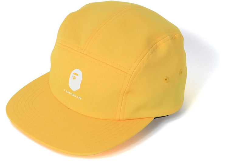 BAPE - APE HEAD JET CAP (YELLOW)