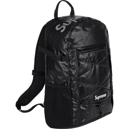 buy popular 54ef9 b8788 SUPREME - BACKPACK F W  17 (BLACK)