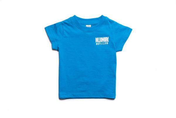 BILLIONAIRE BOYS CLUB (KIDS) - BB HIGH SCORES SS TEE (DIVE BLUE)