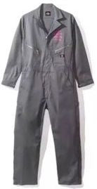 ANTI SOCIAL SOCIAL CLUB - COVERALLS (GREY)
