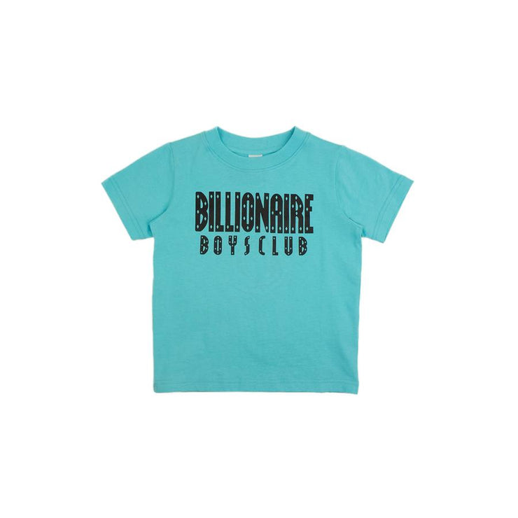 BILLIONAIRE BOYS CLUB (KIDS) - BB SPACE TRAINING SS TEE (CAPRI)