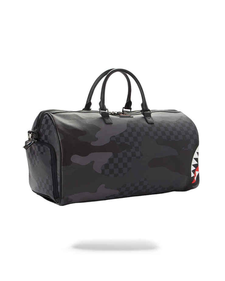 SPRAYGROUND - 3AM DUFFLE (BLACK)
