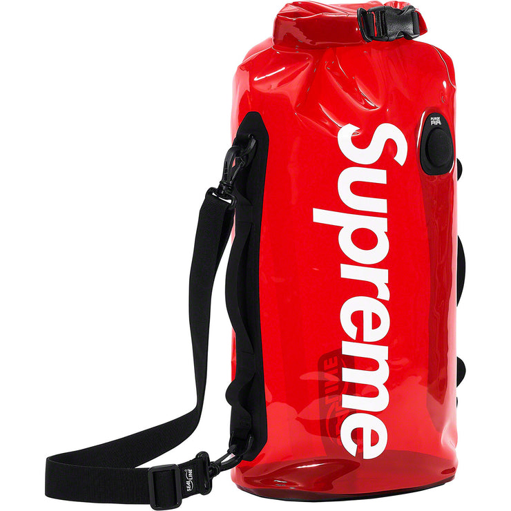 SUPREME/SEALLINE SEE - DISCOVERY DRY BAG 20L (RED)