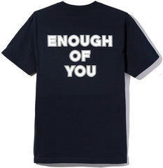 ANTI SOCIAL SOCIAL CLUB - ENOUGH OF YOU TEE