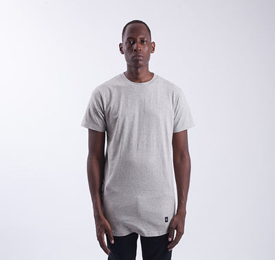 AKOMPLICE - EPPLE TEE (GREY)