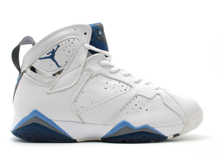 AIR JORDAN RETRO 7 - FRENCH BLUE (2002)