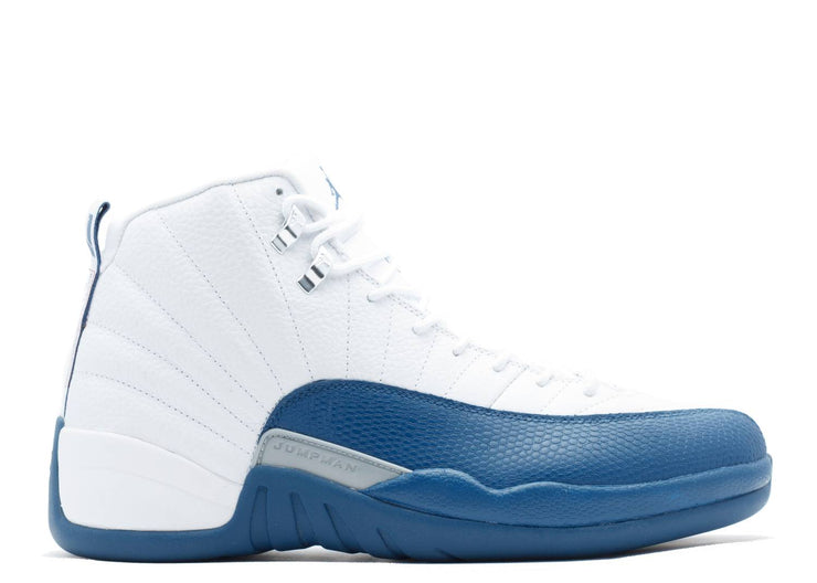 AIR JORDAN RETRO 12 - FRENCH BLUE (2016)