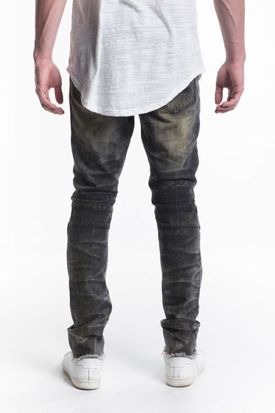 EMBELLISH - FLEETWOOD BIKER DENIM