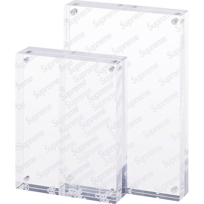 SUPREME - ACRYLIC PHOTO FRAME (SET OF 2)