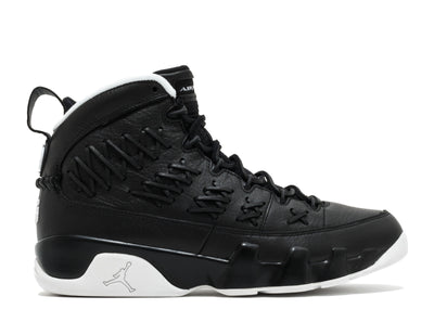more photos 973ef 3f75e AIR JORDAN RETRO 9 PINNACLE PACK - BASEBALL GLOVE (BLACK)