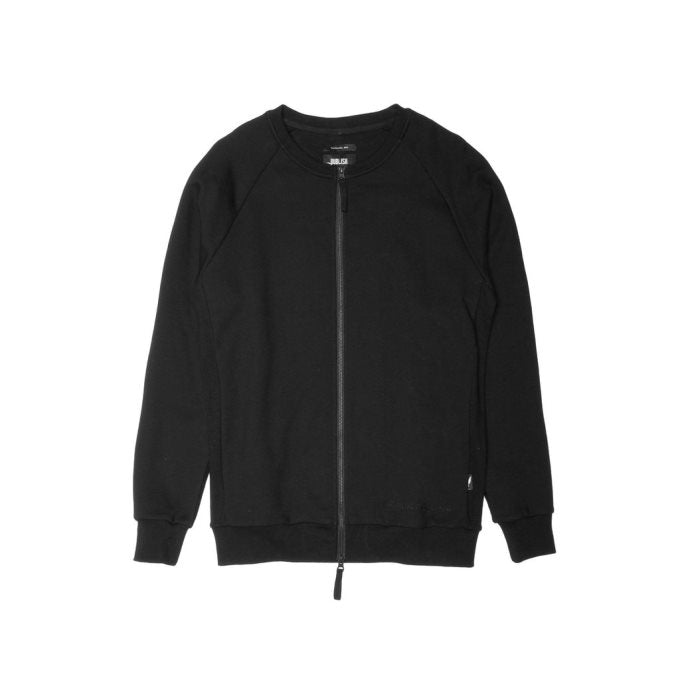 PUBLISH - BAYARD KNIT FLEECE JACKET (BLACK)