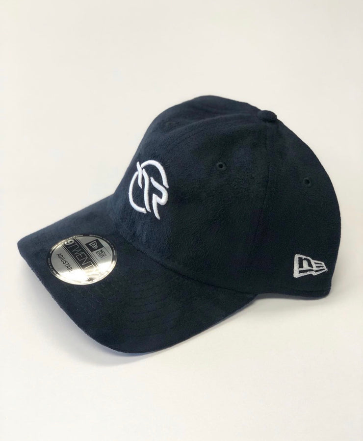 "MAGNOLIA PARK / NEW ERA - 9TWENTY ""OG LOGO"" SUEDE DAD HAT (NAVY)"