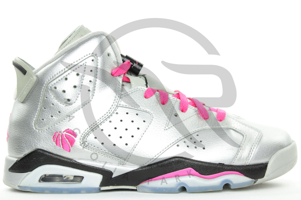 AIR JORDAN RETRO 6 (GS) - FOR THE LOVE OF THE GAME