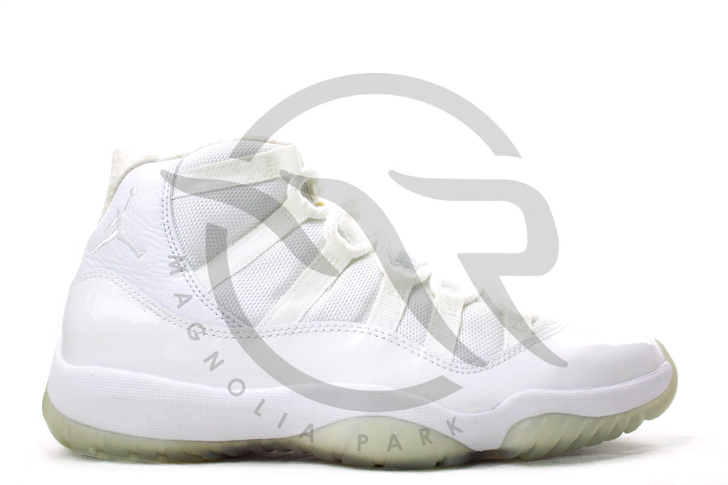 e93c54af7c95e3 AIR JORDAN RETRO 11 - ANNIVERSARY (SAMPLE)