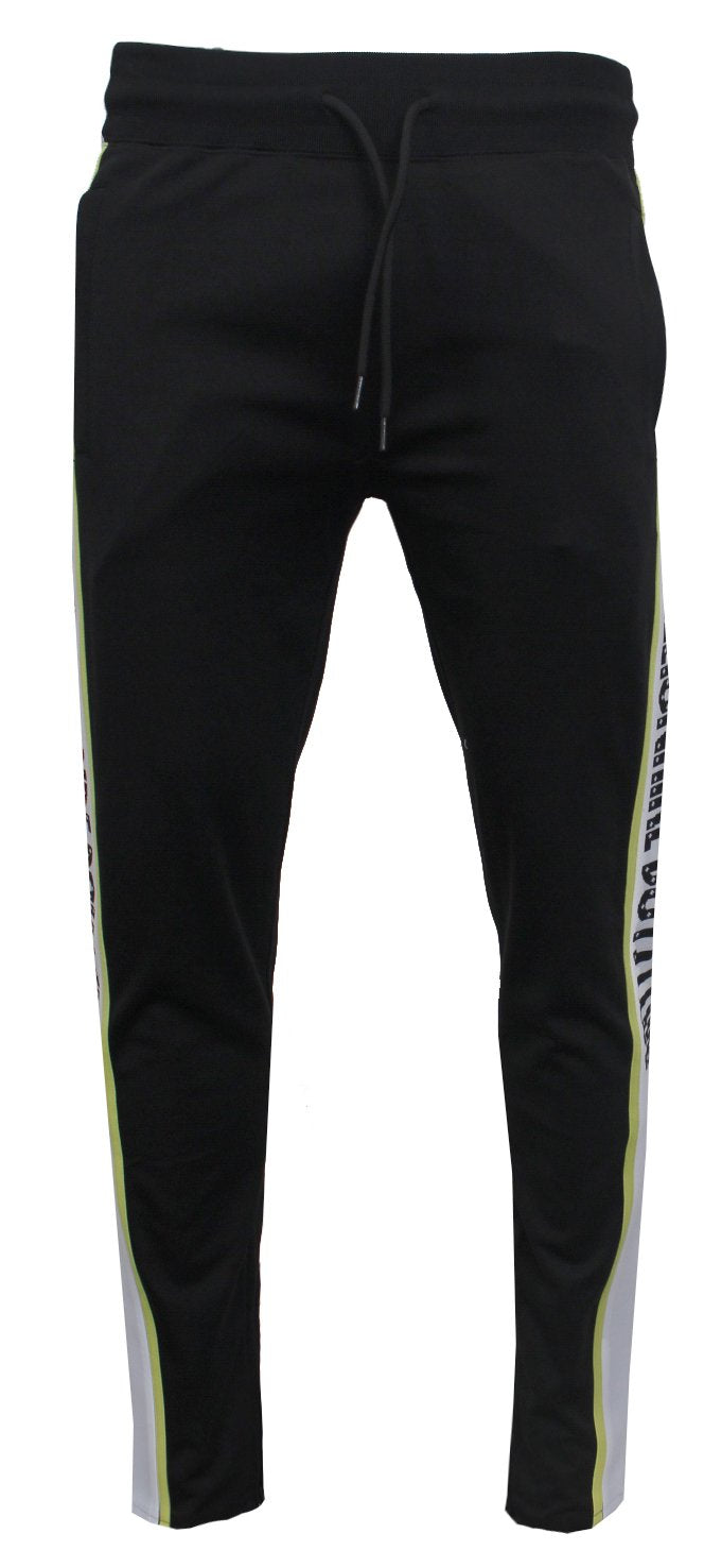 BILLIONAIRE BOYS CLUB - BB VERTICAL PANT (BLACK)