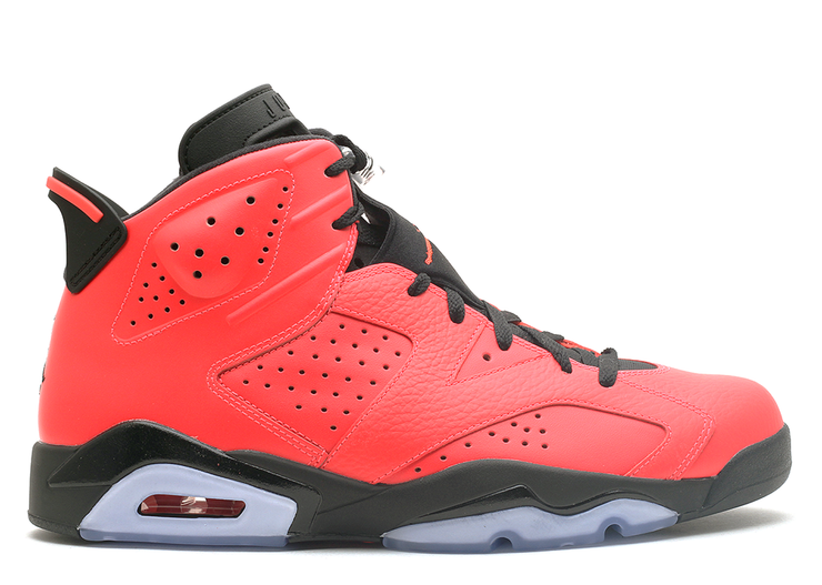 AIR JORDAN RETRO 6 - INFRARED23