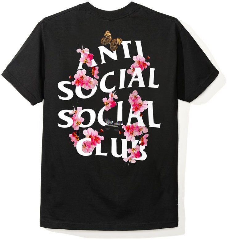 ANTI SOCIAL SOCIAL CLUB - KKOCH TEE (BLACK)