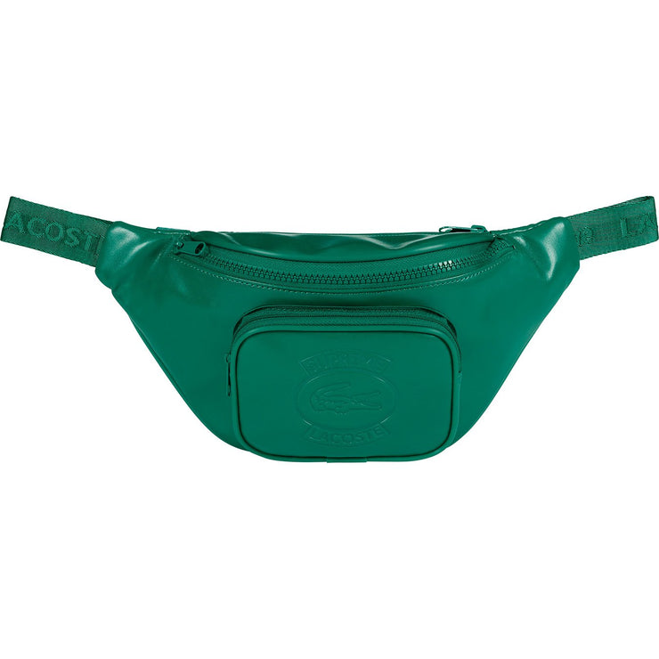 SUPREME/LACOSTE - WAIST BAG (GREEN)