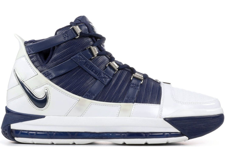 AIR LEBRON 3 (GS) - NAVY