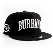 "MAGNOLIA PARK / NEW ERA - 9FIFTY ""BURBANK"" SNAPBACK (BLACK)"