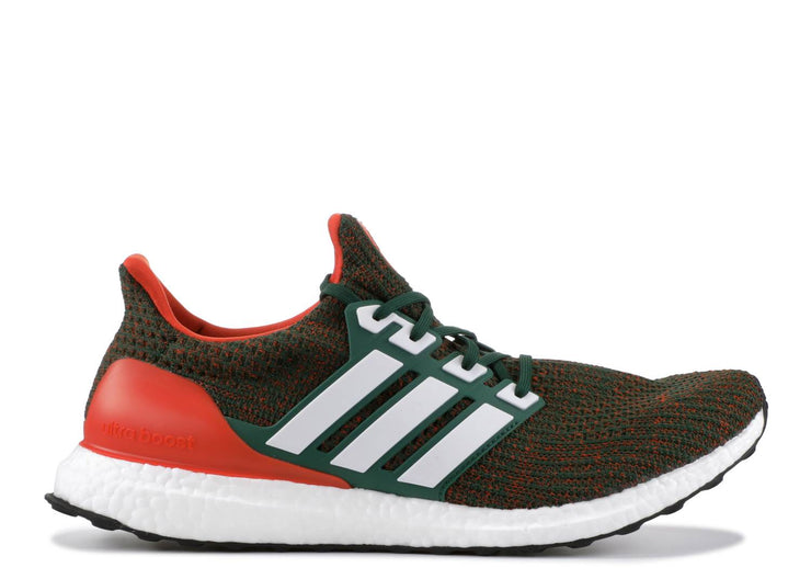 ULTRA BOOST - MIAMI HURRICANES 4.0