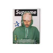 SUPREME - MAGAZINE VOLUME 4 ( WITH STICKERS )