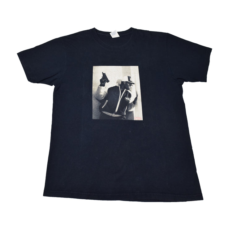 SUPREME - KRS ONE TEE ( NAVY )