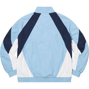 SUPREME - PANELED TRACK JACKET (LIGHT BLUE)