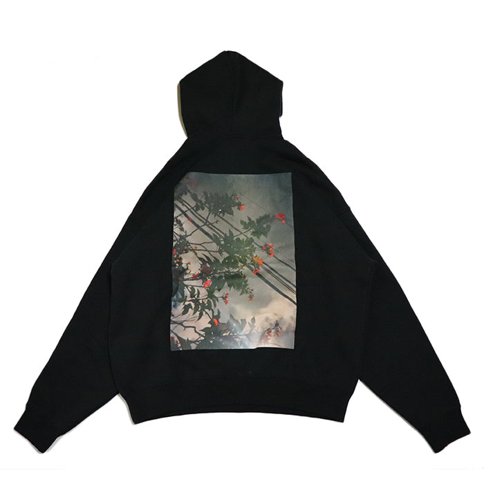 F.O.G. - ESSENTIALS PHOTO PULLOVER HOODIE (BLACK)