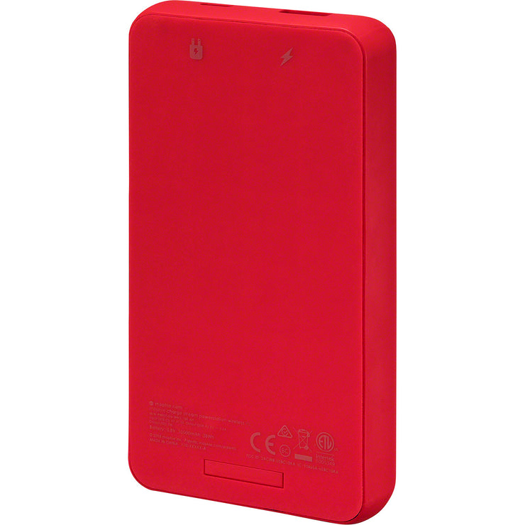 SUPREME/MOPHIE - POWERSTATION WIRELESS XL (RED)