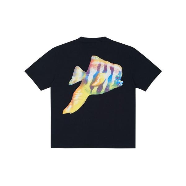 PALACE - TROPICAL PISH TEE (BLACK)