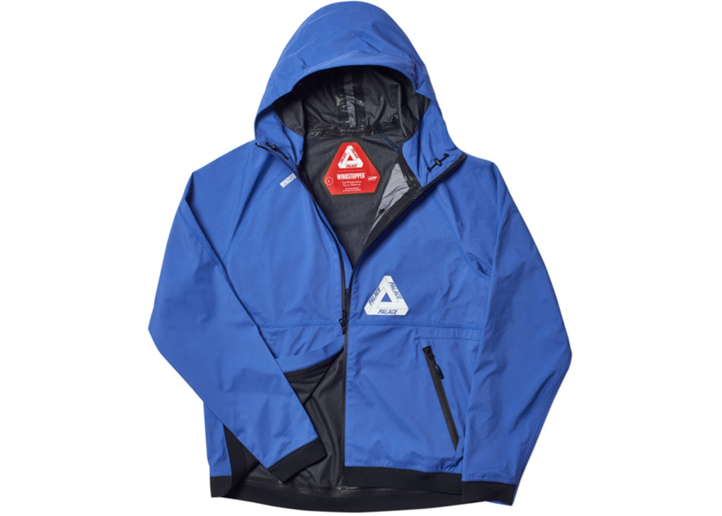 PALACE - GORE WINDSTOPPER JACKET (ULTRAMARINE)