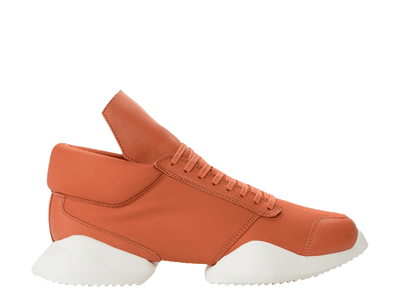 RICK OWENS RUNNER - FOX ORANGE