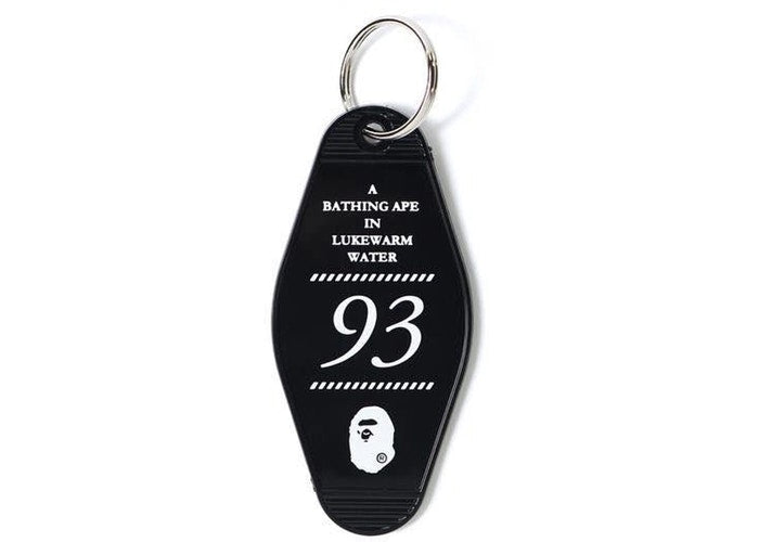 BAPE - ROOM KEY HOLDER (BLACK)