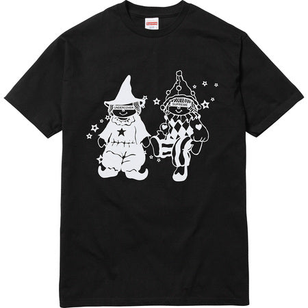SUPREME - UNDERCOVER DOLLS TEE (BLACK)