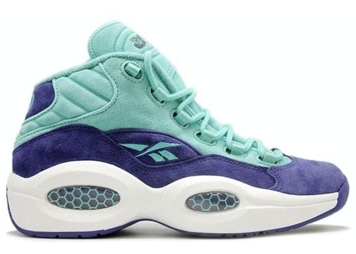 "REEBOK QUESTION MID X SNS X PACKERS - "" A SHOE ABOUT CROCUS"""