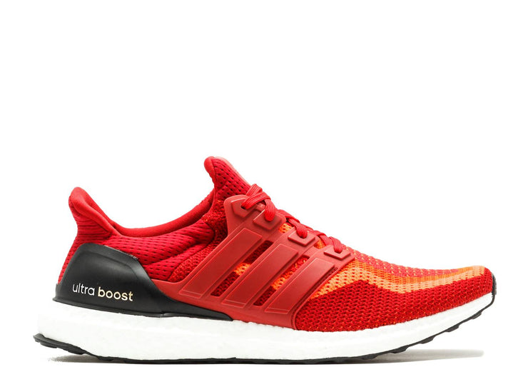 ULTRA BOOST M - SOLAR RED 2.0