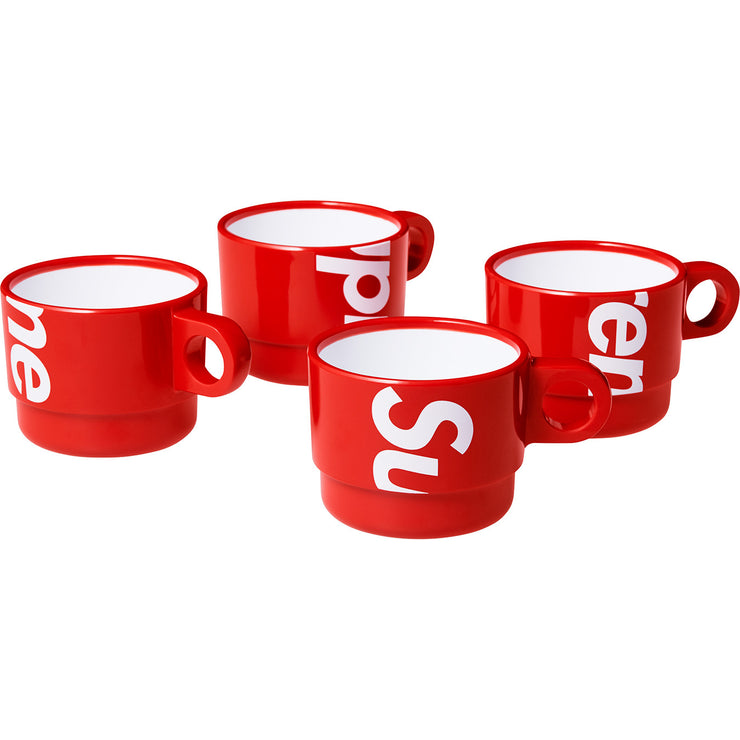 SUPREME - STACKING CUPS (SET OF 4)