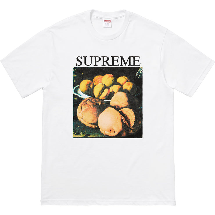 SUPREME - STILL LIFE TEE (WHITE)