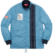 SUPREME - PIT CREW JACKET (LIGHT BLUE)