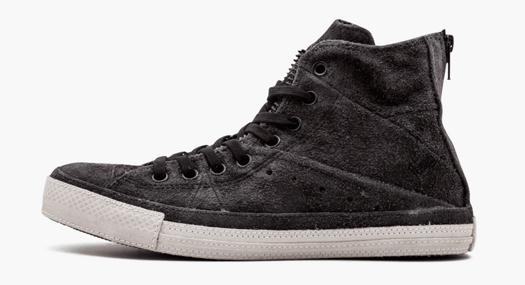 CHUCK TAYLOR - CT SPECIAL HI LEATHER JACKETS ( BLACK )